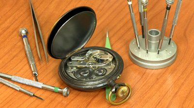 Watch Making