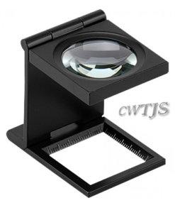 Linen Tester Metal Frame 10x35mm - M0161 M0183