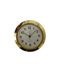 Round 36mm Gold Arabic - 3R01