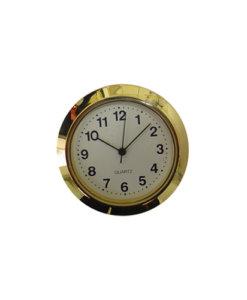 Round 36mm Gold Arabic - 3R01
