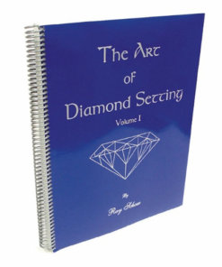 The Art Of Diamond Setting - B0262