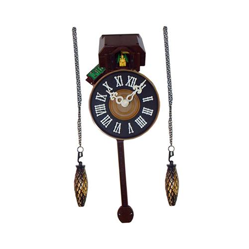 Cuckoo Clock Mechanism - CC-Mvt