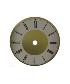 110mm Clock Dial - CD3