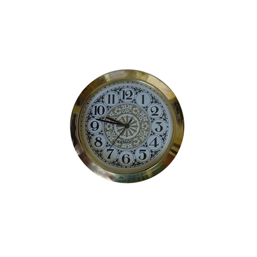 Round 50mm Gold Arabic – K50GFA