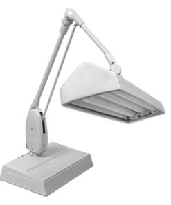 Work Lamp Daylight Light Base - L0005