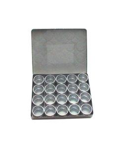 Aluminium Tin Set 20 Piece