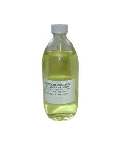 Hydrochloric Acid 5L - A0072-A
