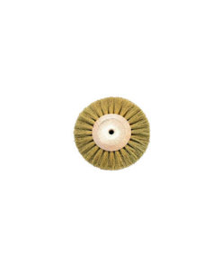 Brass Lathe Brush 80mm - B0137