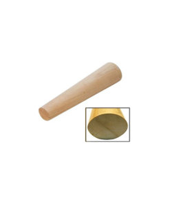 Bracelet Mandrel Round Wood - B0215