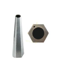 Bracelet Mandrel Hexagon - B0275