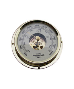Surface Mount Barometer Cream 109mm - B109CR