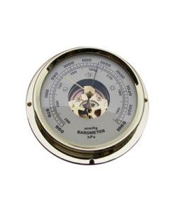 Surface Mount Barometer Cream 109mm - B109CR