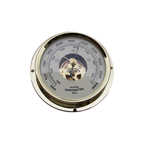 Surface Mount Barometer Cream