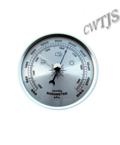 Fitup Silver Barometer Silver 90mm