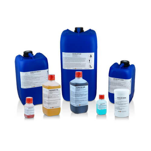Gold Bath Plating Solution 1L