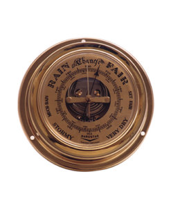 130x150mm Barometer Marine Case