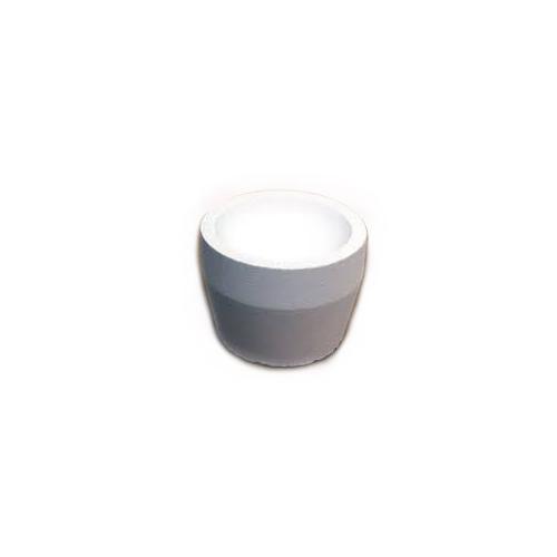 Platinum Crucible Round 60mm – C0123