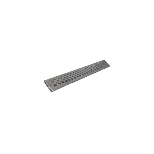 Round 71 Hole Plate - D0044