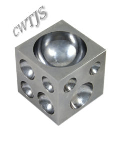 Cube Dapping 50x50mm - D0073