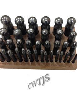 Dapping Punches 36 Piece Set - D0093