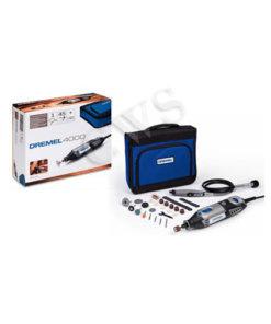 Dremel 4000 45 Rotary Tool Kit - DRE-4000-45