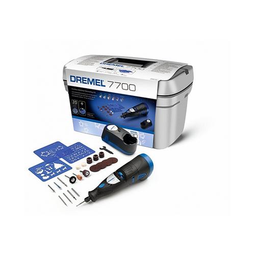 Dremel 7700 Rotary Kit Cordless