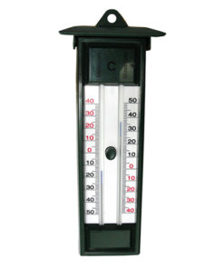 Minimum Maximum thermometer - T0007