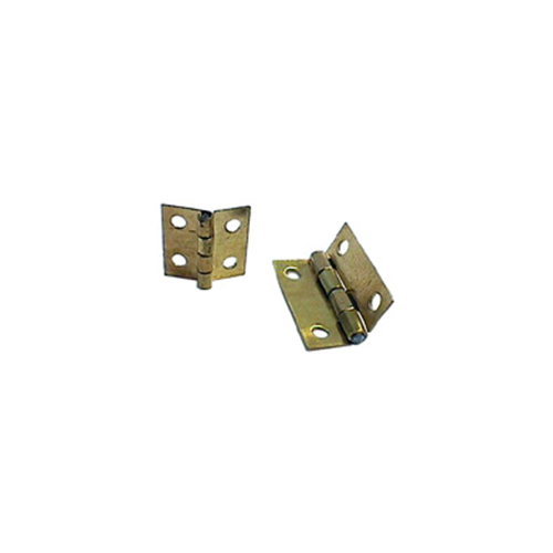 Hinges Brass 12 or 19mm - H0050 H0051