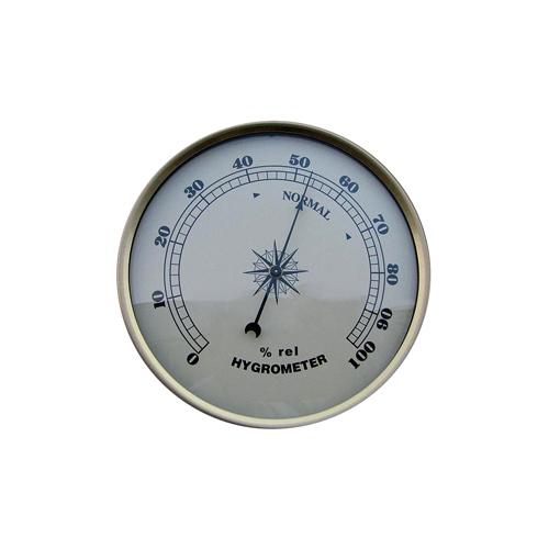 Fitup Hygrometer Ivory 108mm