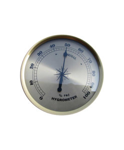 Fitup Champagne Hygrometer 130mm