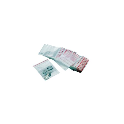 ZIP Lock Bags 50x75mm 75x100mm 100x125mm - J0020 J0021 J0039