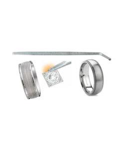 Millgrain Tool Sizes 8-15 - M0036
