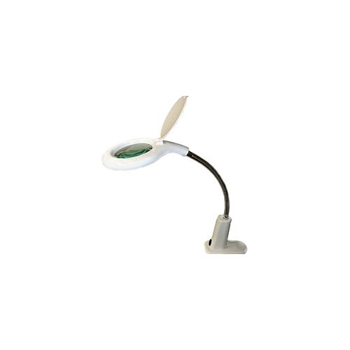 Illuminated Magnifier 90mm Lens Clamp Flex - M0115