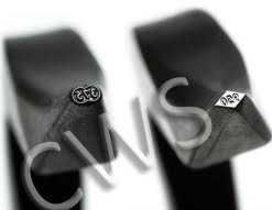 Gold Carat Hallmark Stamps - P0103 P0119 P0061 P0081 P0063