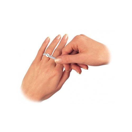 Ring Sizes Gauge A-Z - R0101