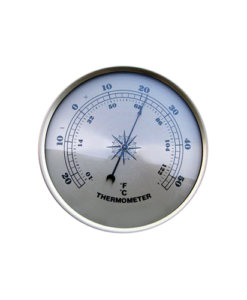 Thermometer Fit-up Champagne 108mm