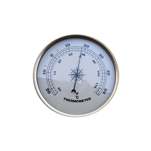 Fitup Thermometer Ivory 108mm – T108IV