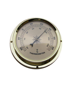 Surface Mount Thermometer Champagne 109mm - T109G
