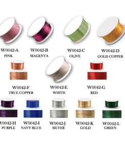 Colour Coated Wire - W0042