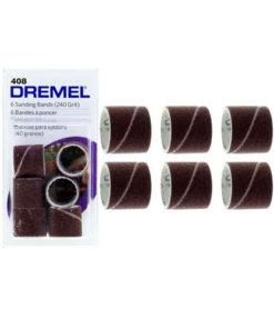 Sander Bands 1/2 inch Diameter - DRE-408
