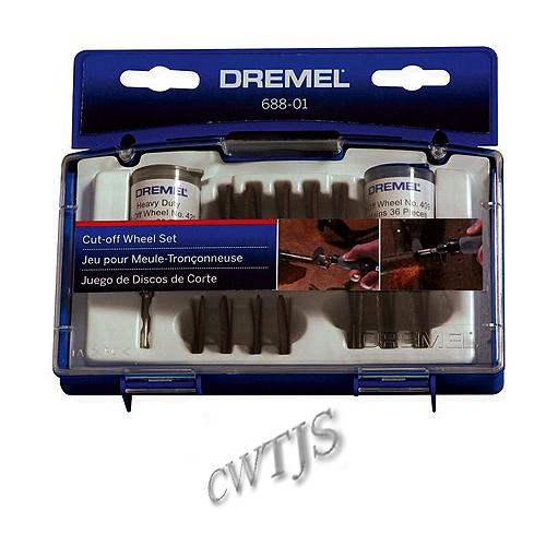 68 Piece Assortment Cutoff Wheels – DRE-688