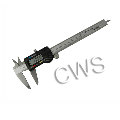 Vernier Gauge LCD 150mm or 100mm x 0.01mm – G0009