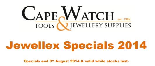 jewellex Specials 2014