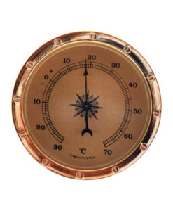 Thermometer Nautical 93mm - THN