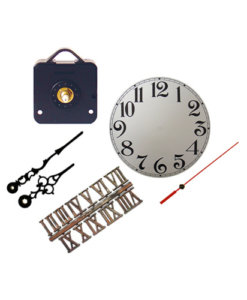 Clocks Mechanisms and parts