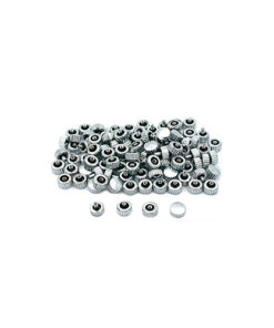 Crowns Chrome Assorted per Gross - CLW067