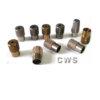 Knurled Clock Setters - CLW079