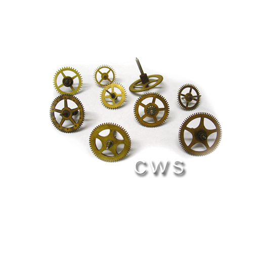 Gears Assorted – CLW081