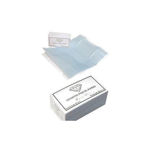 Parcel Paper White on White - D0207 D0119 D0119-A