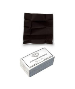 Diamond Black Parcel Paper - D0119-B
